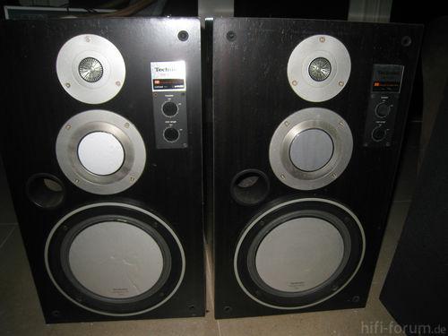 TECHNICS SB X500