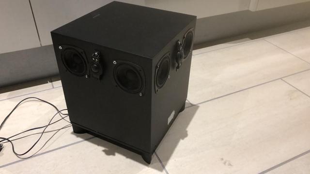 TPA3116 Sound