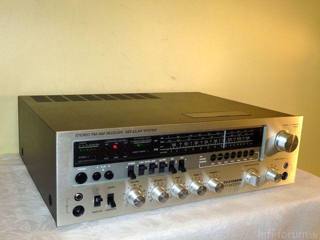 Telefunken TR 500 HiFi