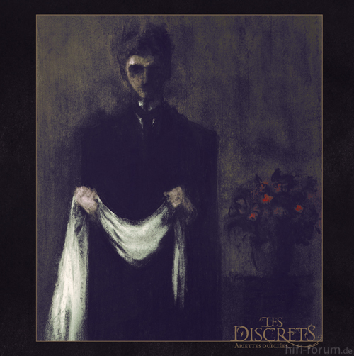 LESDISCRETS Ariettes Oubliees COVERART