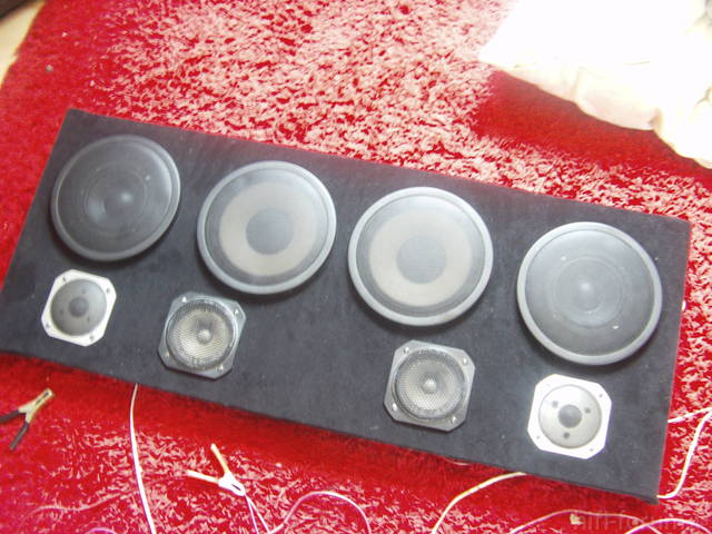 Soundboard Von Oben