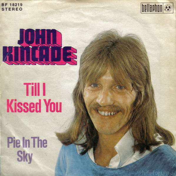 1326035 John Kincade Till I Kissed You