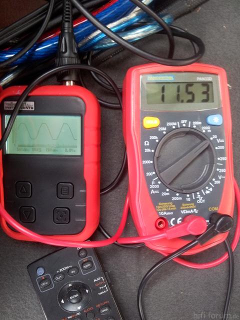 1,5 KW Ohne Strom O.o