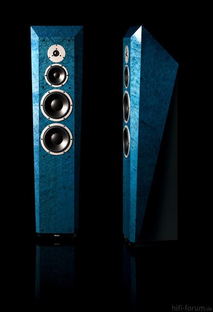 DYN Sapphire Blue Pair