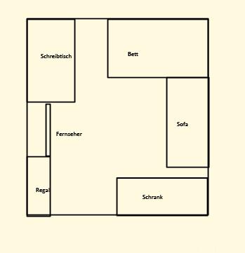 Zimmer Geändert