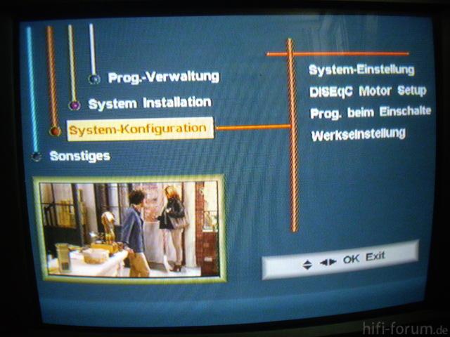 System-Konfiguration