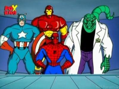 Spiderman 1994