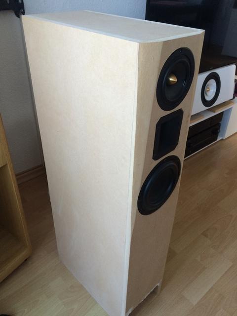TBTL W6, Selbstbau / DIY - HIFI-FORUM