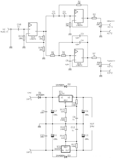 Filter klirrt, Elektronik - HIFI-FORUM