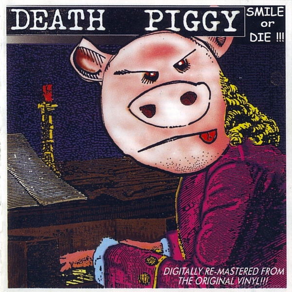 eulogy of piggy essay Piggy, representative of intellect and rationalism, is like a sacrificial pig impaled on the sharpen stick since anarchy and animalism is in dominion.