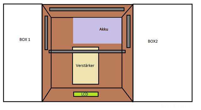Skizze 5B Elektrik+ Verstrebung Für Den 2ten Boden