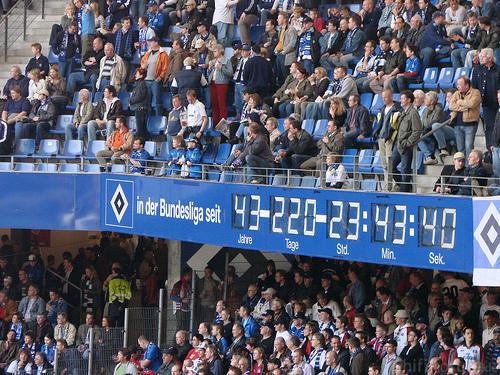 Bundesliga Uhr