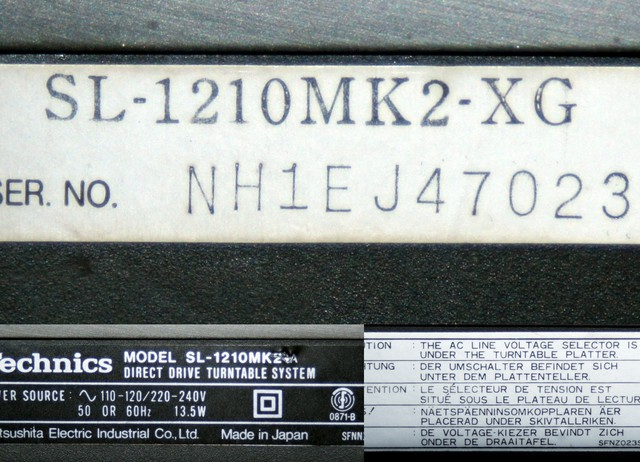 SL1210