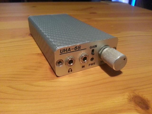 FS: Leckerton UHA-6s