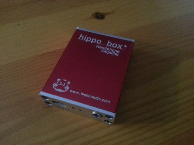 Hippo Box+