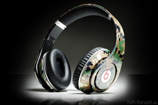 Studio Camouflage Gruen High Defnition On Ear