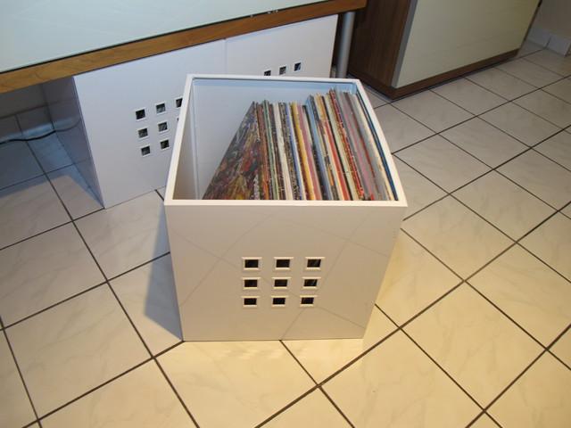 Schallplattenregale Was Ist Nach Expedit Noch
