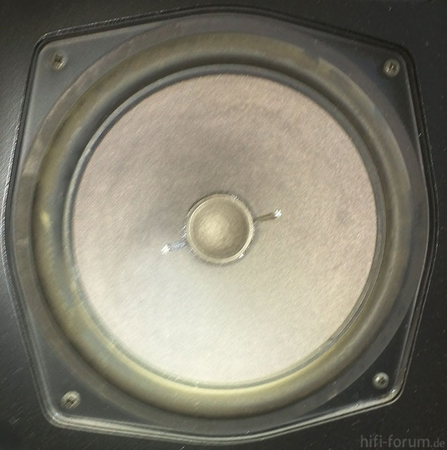 Acron 500B - 2. Box Tieftöner