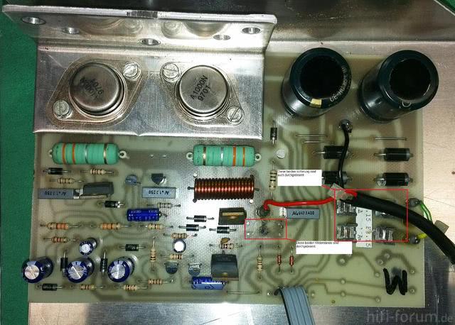 Platine Torque TM100P