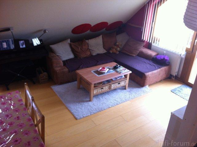 Ansicht Couch