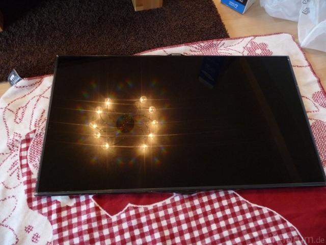 Samsung Lichteinfall