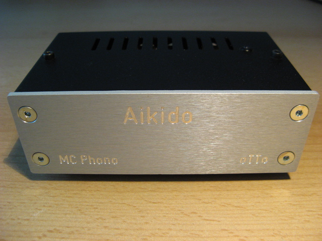 Aikido MC Phono vorne