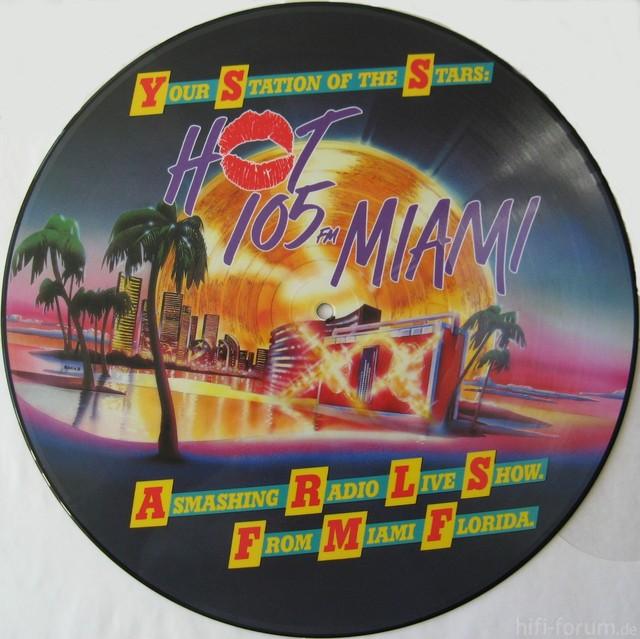 Hot 105 FM Miami