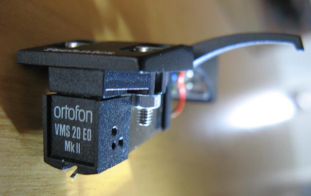 Ortofon VMS 20 E Mk II