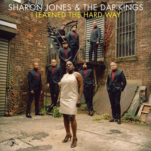 Sharon Jones - I Learned The Hard Way Front