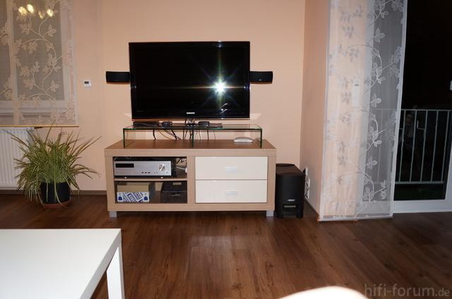TV + Anlage