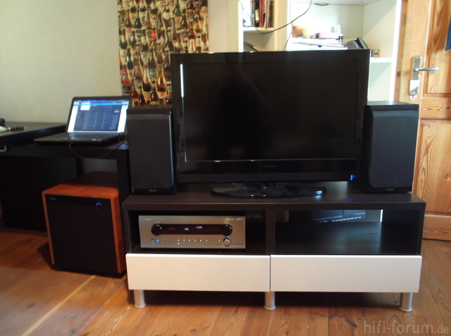 Erstes Stereoanlage - 2.1