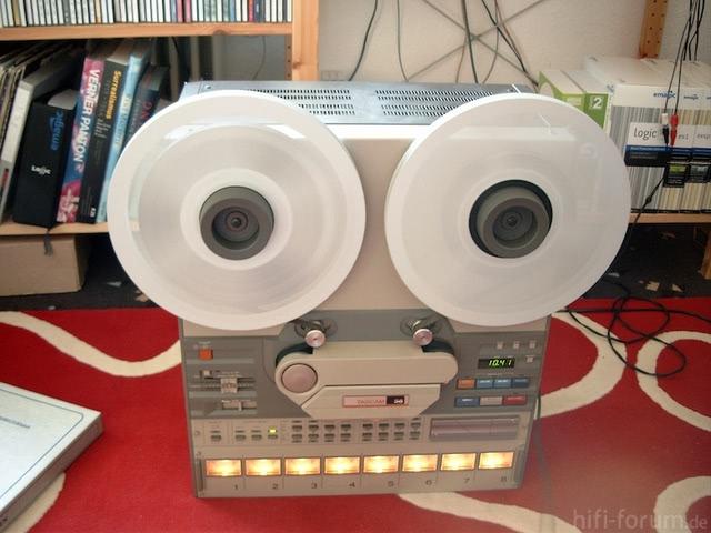 Bandmaschine Anno 2003