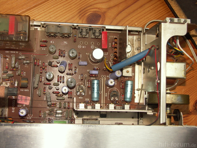 Elektronik Trafoseite