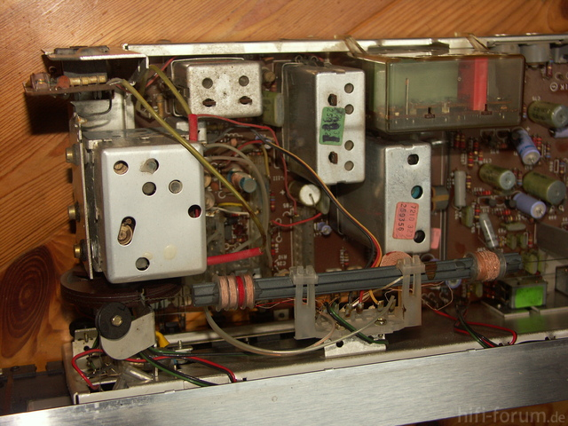 Elektronik Tunerseite