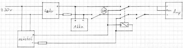 Schaltplan V41 194501