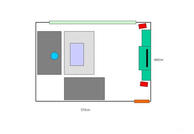 Wohnzimmer 2 Von Oben