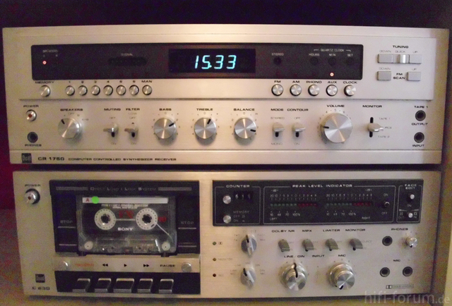 Dual Amp Cas