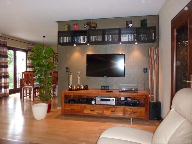 Wohnzimmer Von Der Couch Aus
