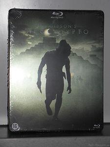 Steelbook Apocalypto Blu Ray