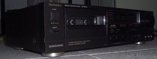 Technics RS-B505