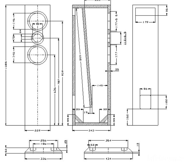 thor evo 04 aktivbox unterbringung der elektronik. Black Bedroom Furniture Sets. Home Design Ideas