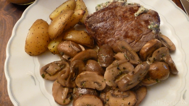 Rinderfilet Steak