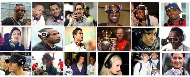 Why Super Stars Only Love Beats By Dre Headphone?
