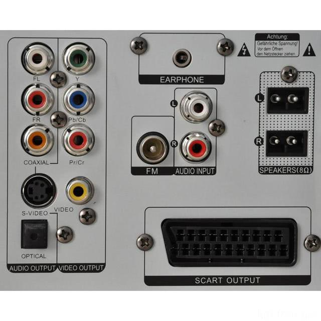 10003808 Anschluesse Dvd Anlage Dual Dvd Ms 110