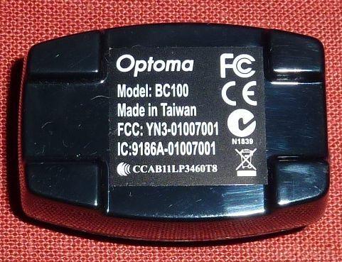 Optoma 3D RF Emitter