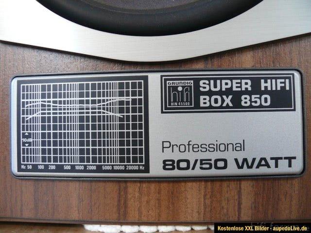 Speaker 850 Pro