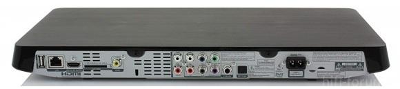 Philips BDP 7700 (Rückseite)