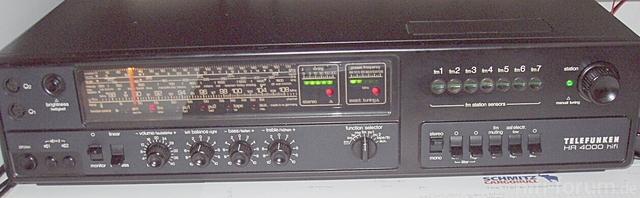 Mein HR4000