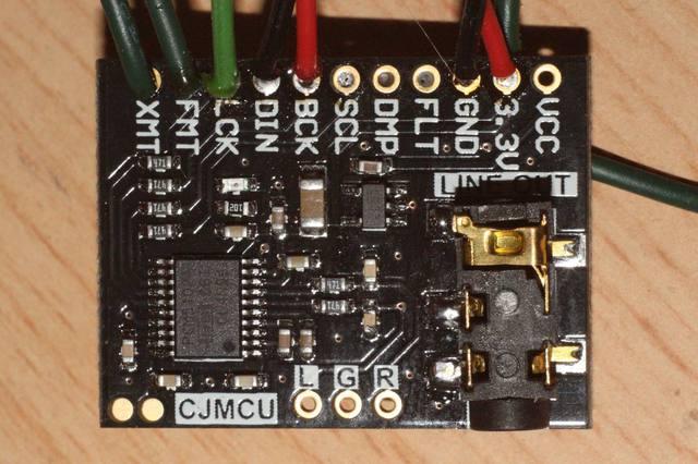PCM5102A DAC