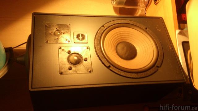 Unbekannte Lautsprecher #2